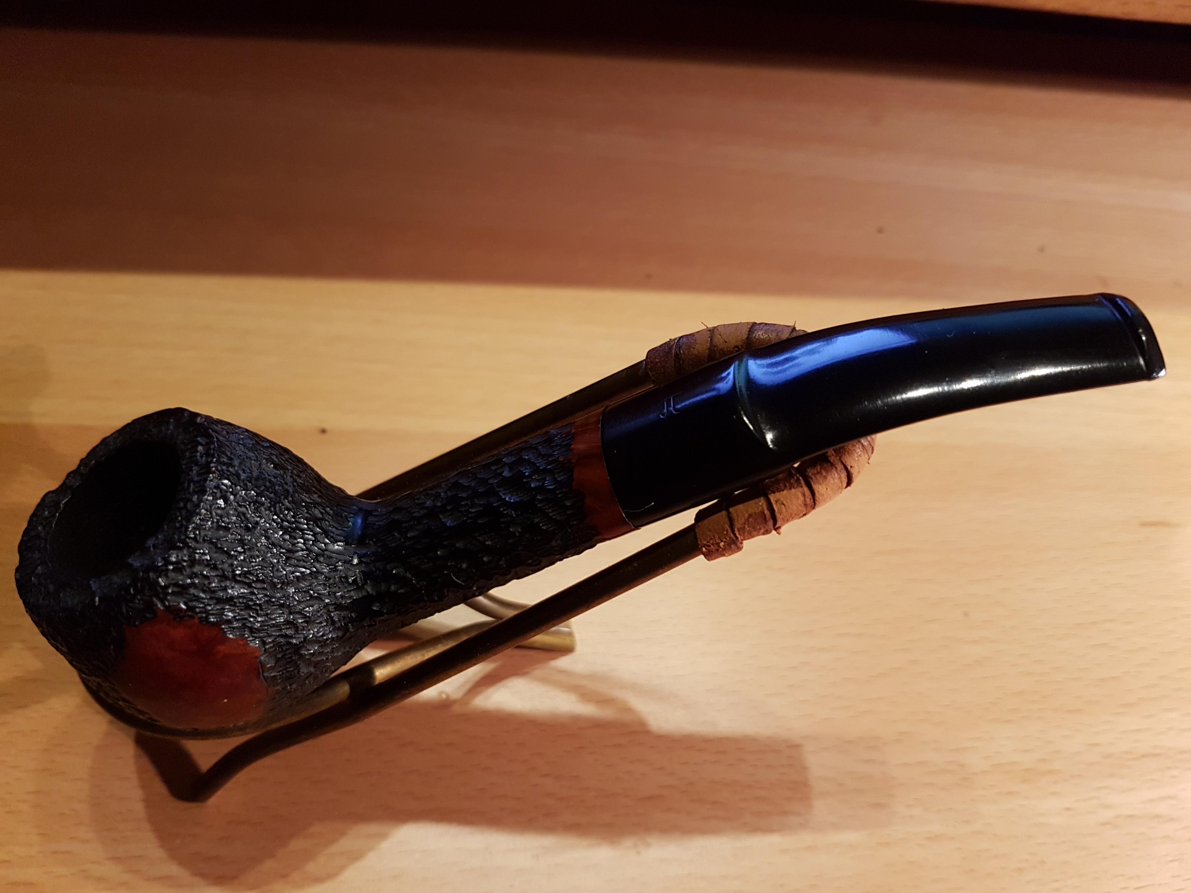 Pæne renoverede piber fra Fumo